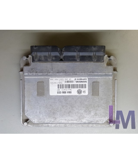 ECU Siemens 5WP40019 07  VW Golf 4 06A906033